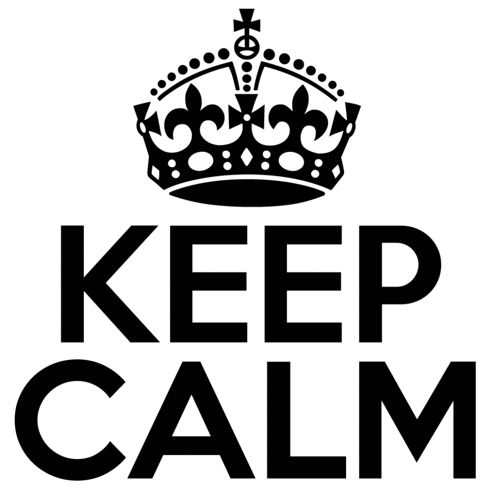 Keep Calm meme