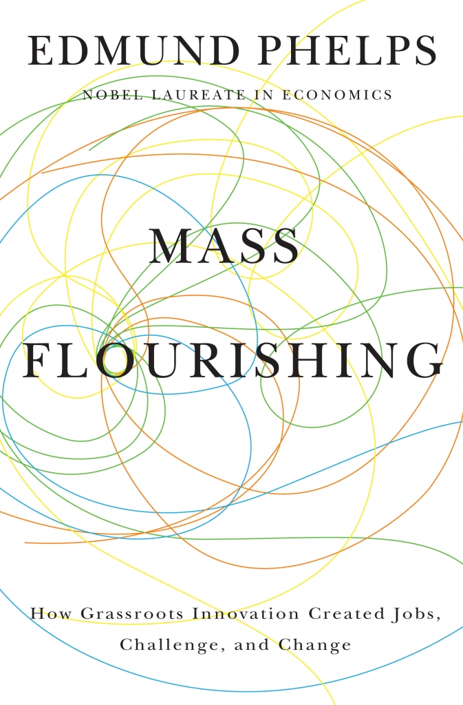 Mass Flourishing (book cover)